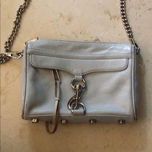 Rebecca Minkoff Light Blue Crossbody Bag